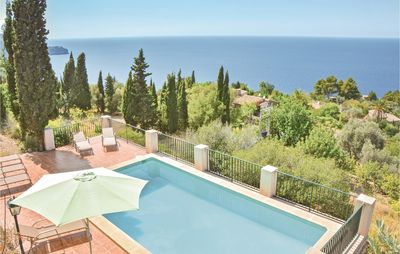 Photo for Dream house in an olive grove and with fantastic view of the sea
