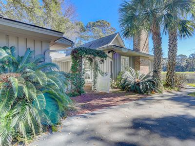 Photo for Enchanting 3 Bedroom home Breathtaking Views of the Lagoon in Palmetto Dunes