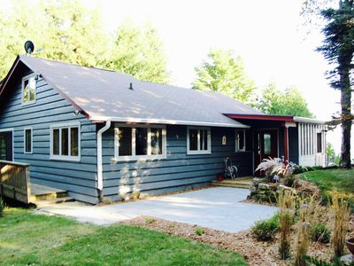Cool 3Br Cottage Vacation Rental In Baileys Harbor Wisconsin Download Free Architecture Designs Crovemadebymaigaardcom