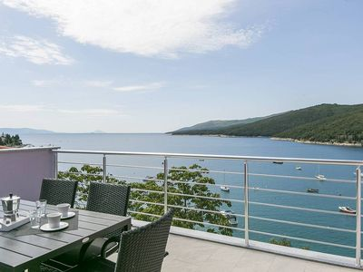 Photo for Holiday apartment Rabac for 6 persons with 3 bedrooms - Holiday apartment in one or multi-family hou