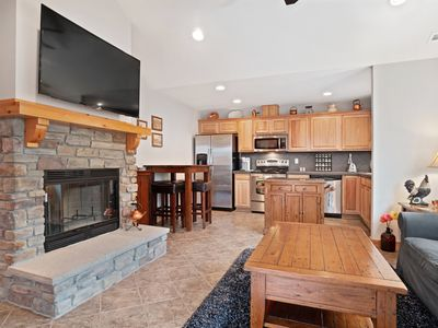 Photo for NEW LISTING! Home near Suncadia with a wood-burning fireplace & furnished deck