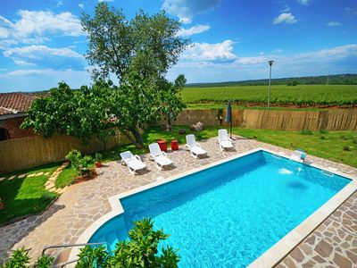 Photo for Family friendly house with a swimming pool Basarinka (Poreč) - 14663