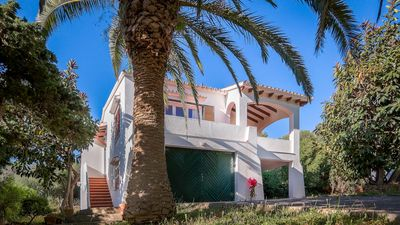 Photo for NEW! Family villa: ideal location in Biniancolla. Sleeps 8