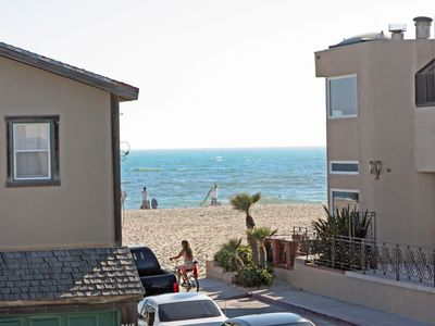 Photo for Steps From Sand Shopping & Restaurants - 4 Bedroom Ocean View Balcony