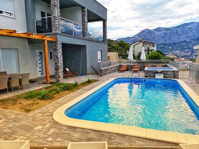 Photo for Villa Sara with Sea View and Private Heated Pool