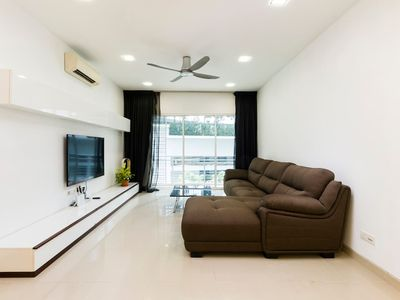 Photo for Unique KL CIty Apartment by GuestReady