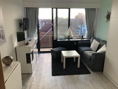 Photo for Jan on the beach - apartment in direct beach location Cuxhaven-Döse