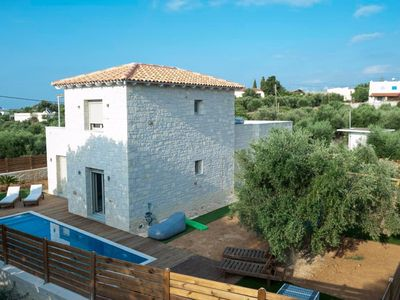 Photo for Holiday house Rethymno for 6 - 7 persons with 3 bedrooms - Holiday home
