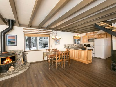 Photo for Pineland - 3BR Tahoe City Classic Cabin - Dogs OK