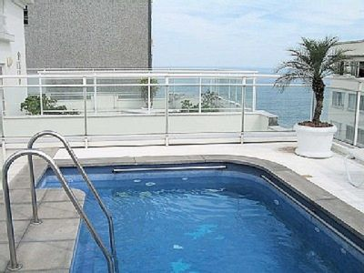 Photo for BEAUTIFUL APARTMENT IN FULL BEACH OF COPACABANA !!!