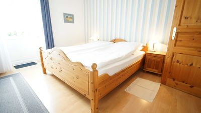 Photo for Double room on the ground floor with terrace, 89,00 € - Am Heverstrom