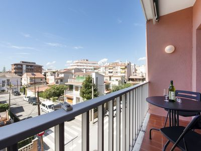 Photo for 3BR Apartment Vacation Rental in Pineda de Mar, Barcelona