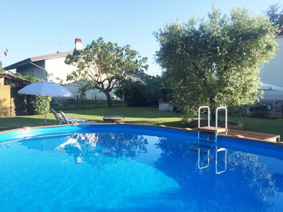 Photo for Holiday home with POOL near Lucca, Pisa and Florence - WI FI FREE