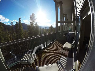 Photo for Keystone Condo - Mod Unit, Sun Drenched Deck, Garage, Indoor Hot Tub, Easy Resort Access