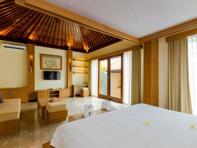 Photo for The Kings Villa and Spa Sanur – One Bedroom Pool Villa #12