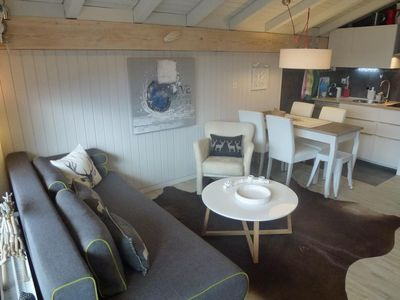 Photo for 3* studio for 2-4 people, completely renovated in 2015 in the centre of the resort at about 350 mete
