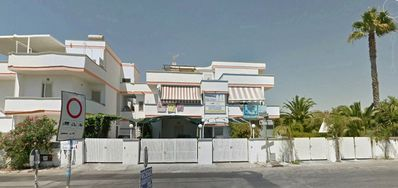 Photo for Independent apartment 300 meters from the beach of Lido Baia Verde