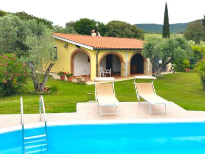 Photo for Vacation home Bouganville in Bibbona - 4 persons, 2 bedrooms