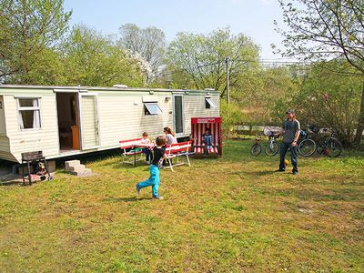 Photo for Markgrafenheide: Holyday for the large family in a mobile home