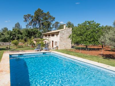 Photo for Vacation home Son Bona  in Selva, Mallorca - 6 persons, 3 bedrooms