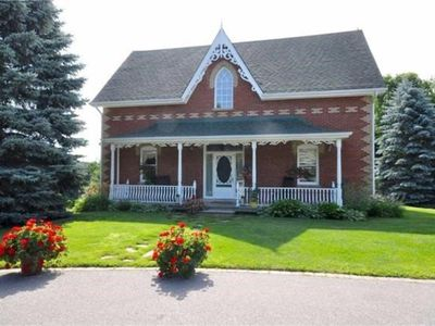 Photo for A Gorgeous Custom Victorian Country Style Farm Stay!