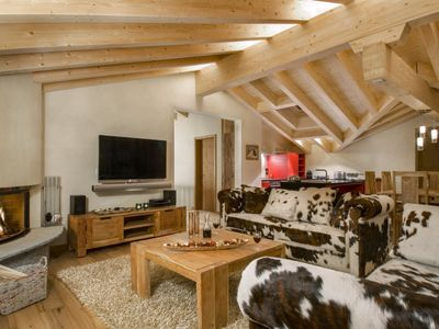 Photo for Apartment Rütschi in Zermatt - 6 persons, 3 bedrooms