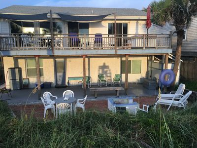 Photo for CHARMING BEACH HOUSE-OCEANFRONT- PETS WELCOME