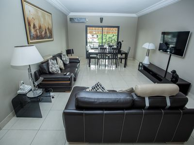 Photo for 2BR Corporate Apartment Vacation Rental in Marcory, Abidjan