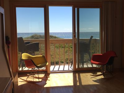 Photo for Montauk, NY, Oceanfront , Triplex, 3 floors, great for group of 6