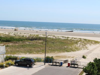 Photo for Jersey shore at its finest luxury beach front condo