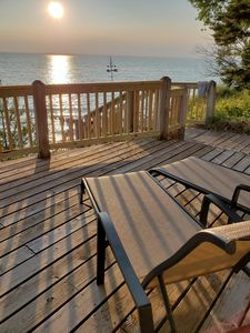 Photo for NEW LISTING! Lake Front Cottage, Breathtaking Views, 4 Bedroom/2 Bath