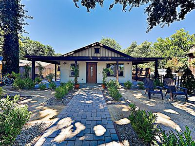 Photo for New Listing! Upgraded w/ 3 Master Suites, Outdoor Dining & Bikes - Near Town