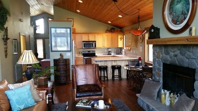 Photo for 2BR Townhome Vacation Rental in Bigfork, Montana
