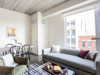 Photo for Sonder | The Western | Vibrant 1BR + Rooftop