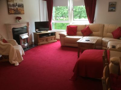 Photo for Refurbished 3 Bedroom Apartment on First Floor