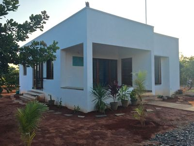 Photo for 2BR Bungalow Vacation Rental in Auroville, Tamil Nadu