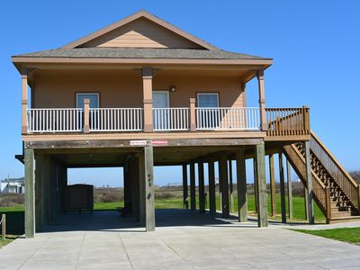Photo for High View Lodge - 2 Bedroom, 2 Bath, Sleeps 11 - Beach Front!