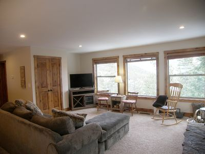 Photo for 3BR 2BA Home National Forest Views Wood-Burning Fireplace