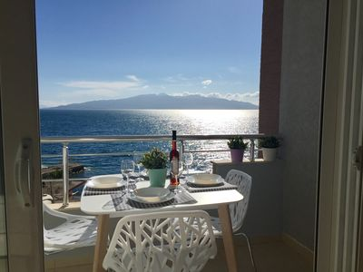 Photo for Skyfall Apartment with sea view