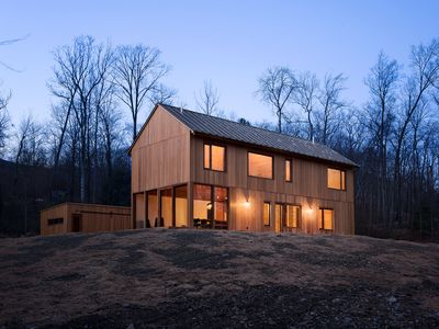 Photo for High Design Modern Cabin in the Hudson Valley