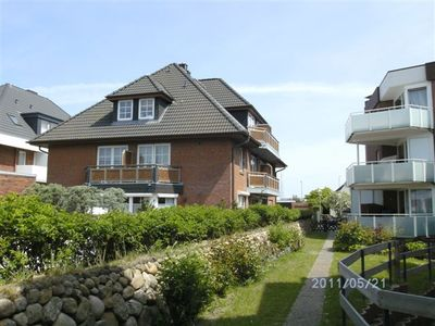 Photo for SYLT / Westerland, modern 2-ROOM APARTMENT + Wi-Fi, beach and city center, 2 BALCONIES