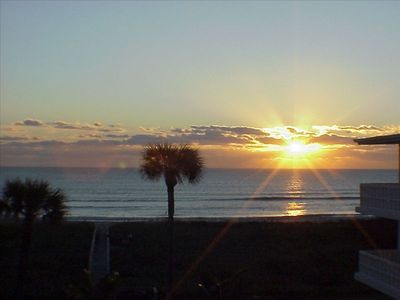 Photo for Million Dollar Views of Ocean &Beach! Sleeps 8! By Ron Jon's & Cocoa Beach Pier!