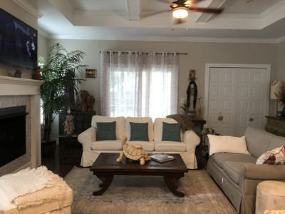 Photo for Beautiful modern home in USA's oldest city. Close to attractions and beaches.