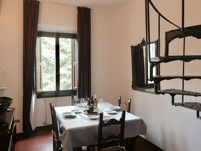 Photo for Atos Apartment on the Arno - Central with a view!