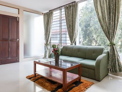 Photo for 4 Seasons Suites offers Luxury Apartment Suites ideal for 4 persons near Forum