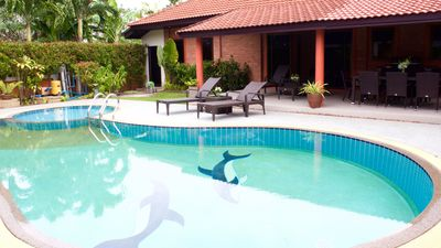 Photo for Private pool 4 bedroom villa (BSK)