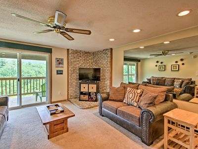 Tranquil N. Conway Home w/Deck by White Mountains!