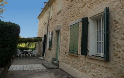 Photo for Authentic House in Provence - Forcalquier