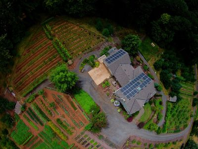 Photo for Farm Stay Nestled in the Red Hills Wine Country