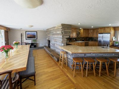 Photo for Fall Specials!! Gorgeous Mountain and Valley Views, Sleeps 23+, 1/2 Acre!